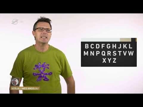 Szólalj meg Angolul 42. - YouTube