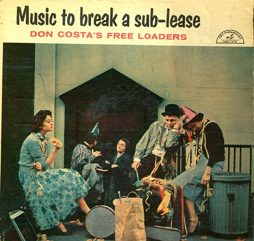 Music to break a sub-lease