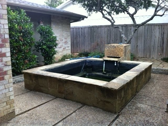 New North Dallas Modern - Pools & Spas Forum - GardenWeb