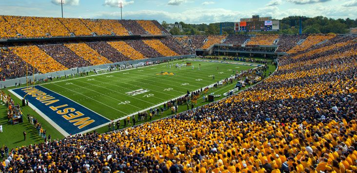 Oklahoma State Football Game Sold Out - WVU Athletics