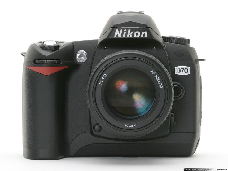Nikon D70 Review: Digital Photography Review