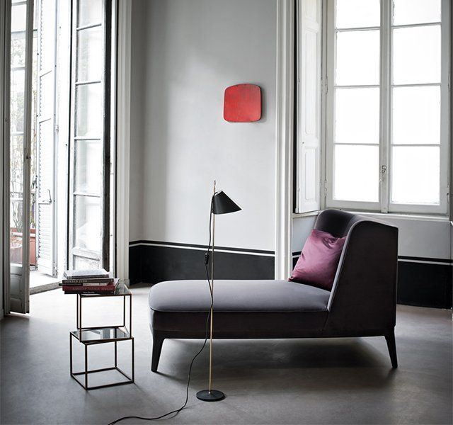 10 best ideas about chaise longue on pinterest. Black Bedroom Furniture Sets. Home Design Ideas
