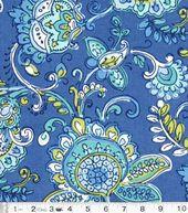 Outdoor Fabric- Better Homes & Gardens Jodi Azure