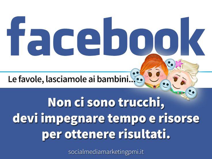 Marketing con la pagina Facebook