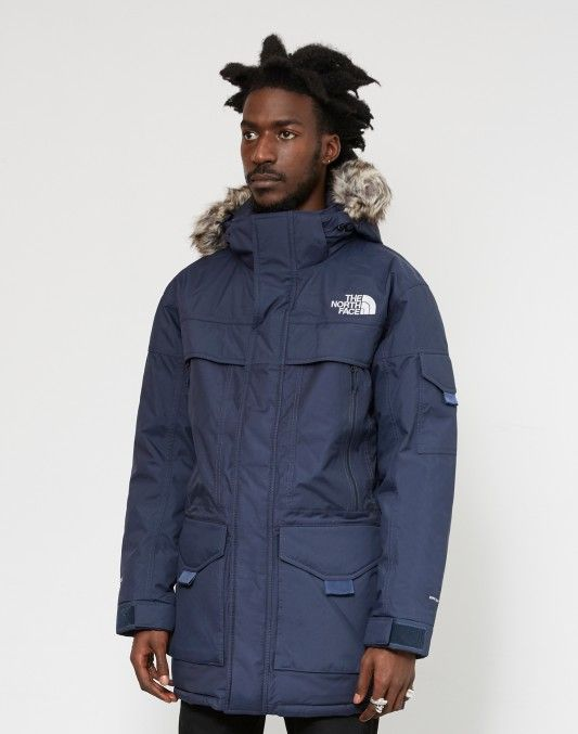 The North Face McMurdo 2 Parka Navy