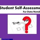 Do you give pre and post tests for 7th Grade Social Studies?  If you would like your students to do more self-assessing, this is the product for yo...