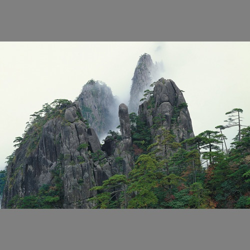 Asian mountain mural wallpaper 1807 relax my niqqa for Asian wallpaper mural