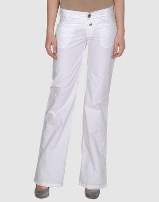 MISS SIXTY Casual pants - Shop for women's Pants - White Pants