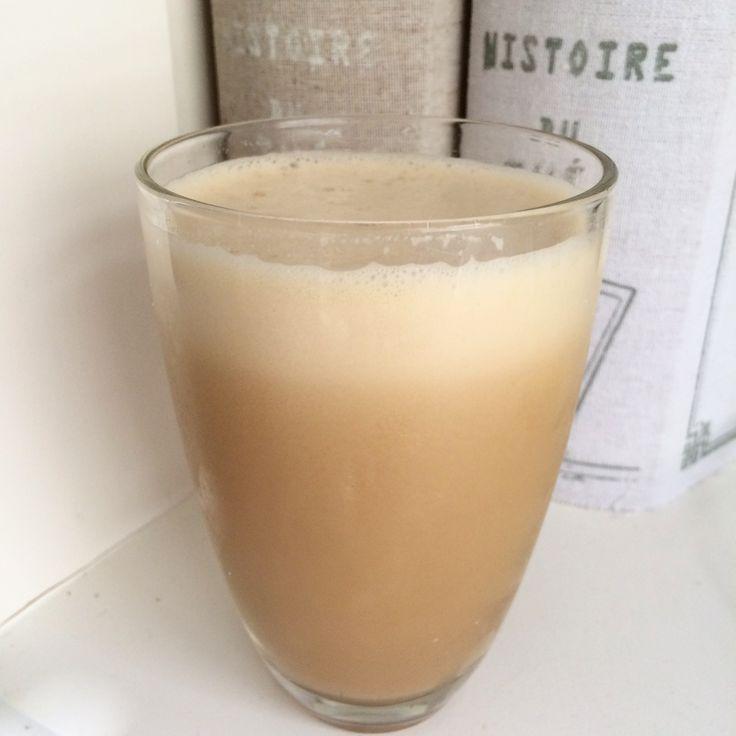 ijskoffie, frappé, gezonde ijskoffie, gezonde frappé, koude koffie, suikervrije koffie, suikervrij, gezond, slank, coffee, iced coffee