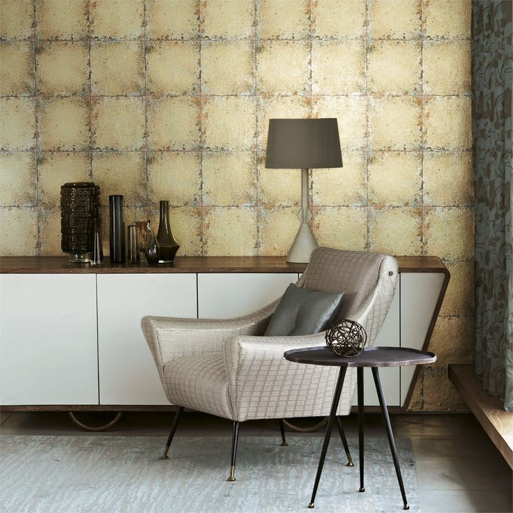 RZoffany Online Shop LUSTRE TILE Classic Wallpapers Zoffany