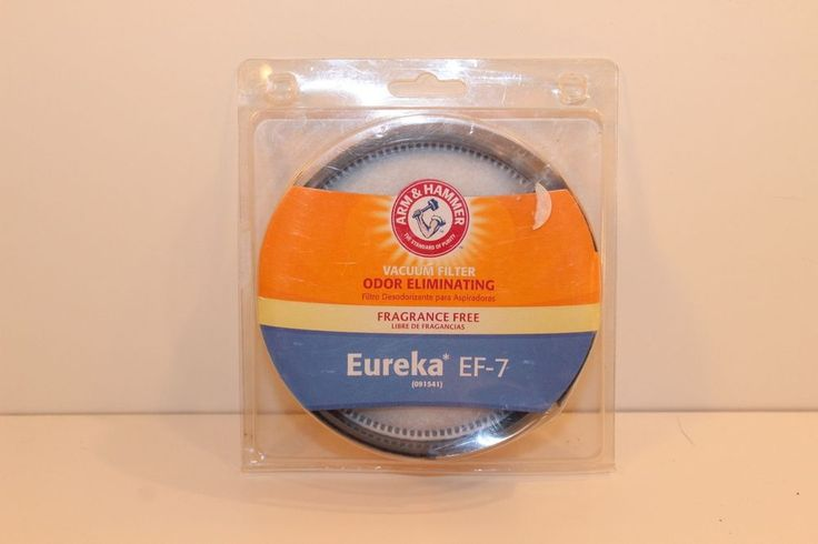 Arm & Hammer Vacuum Filter E-F7 (091541) Odor Eliminating EF7