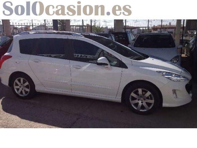 PEUGEOT - 308 SW. NUEVO A ESTRENAR #segundamano http://www.solocasion.es #sevilla