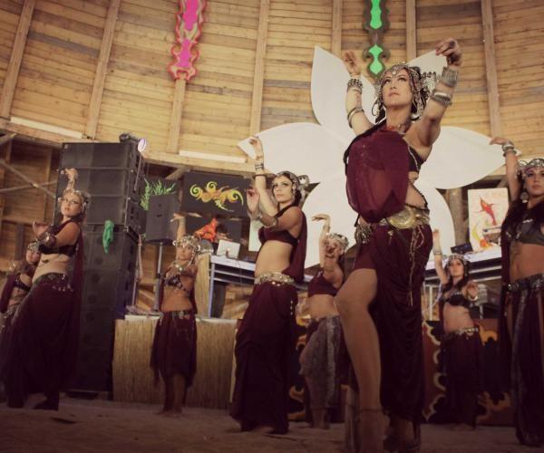 Ozora/ Dubsahra/ Yoni Tribe