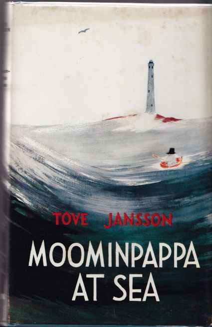 """Moominpapa At Sea"" by Tove Jansson"
