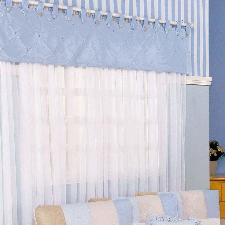 17 mejores ideas sobre como fazer cortina en pinterest ...