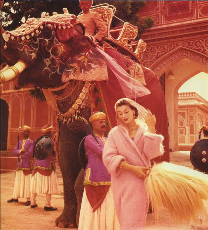 Royal in India.