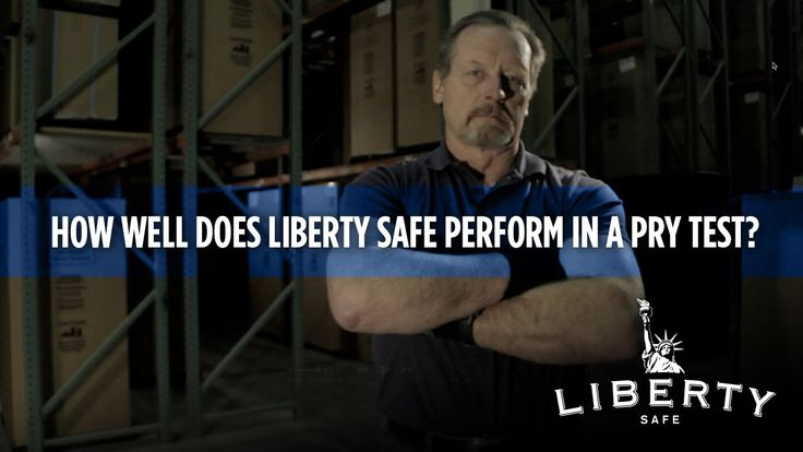How do Liberty Safes Perform in a Pry Test? #gunsafes #lasvegas