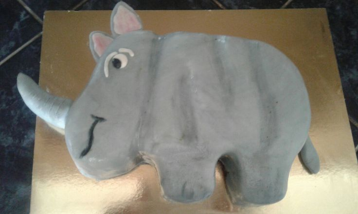 Rinocérosz torta