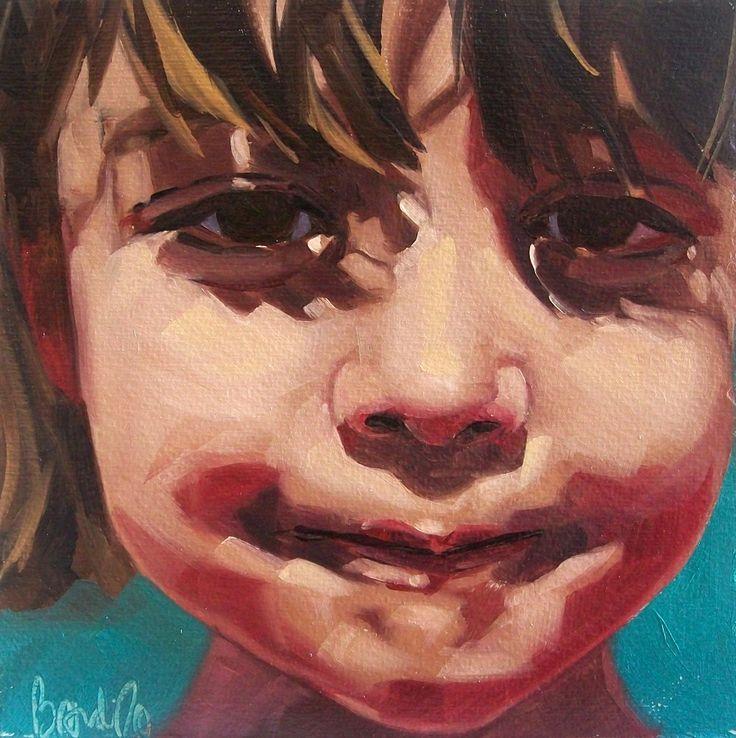 Daily Paintworks - Brandi Bowman