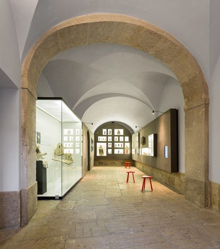Sto António museum by site specific – arquitectura, lda