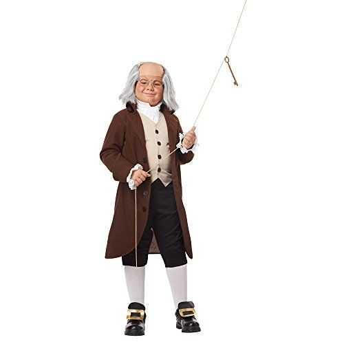 Ben Franklin Costume for Kids This Catalog of Costumes will focus on Ben Franklin to give Kids great Ben Franklin costumes for Halloween and other Costume ...  sc 1 st  Pinterest & The 12 best Colonial America Costumes images on Pinterest | American ...