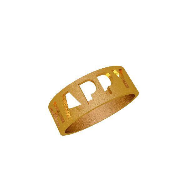 Happy Ring - Zazzy