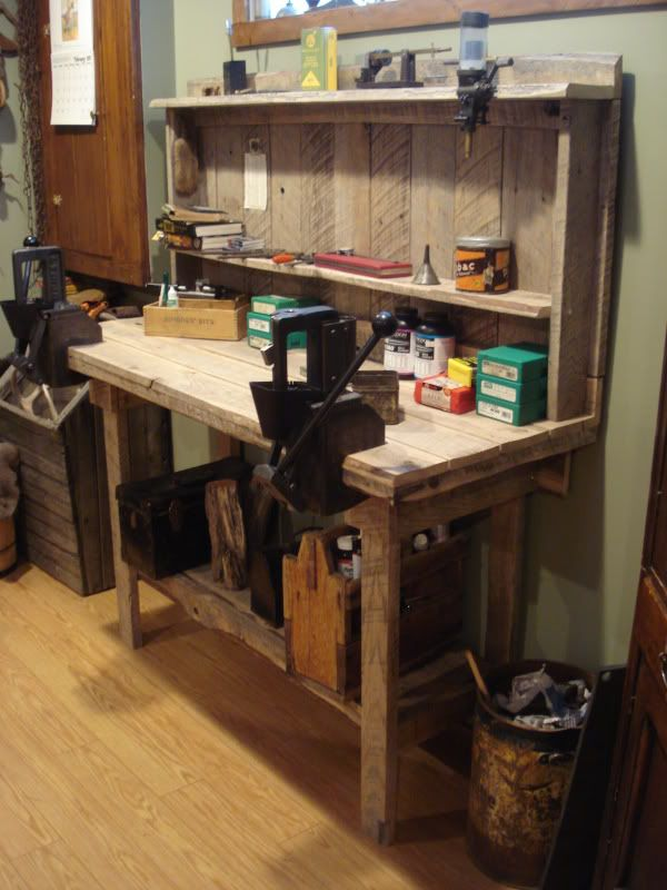 17 Best Ideas About Reloading Bench On Pinterest Reloading Bench Plans Workbench Ideas And