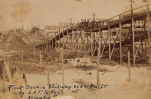 lamarcus thompson roller coaster