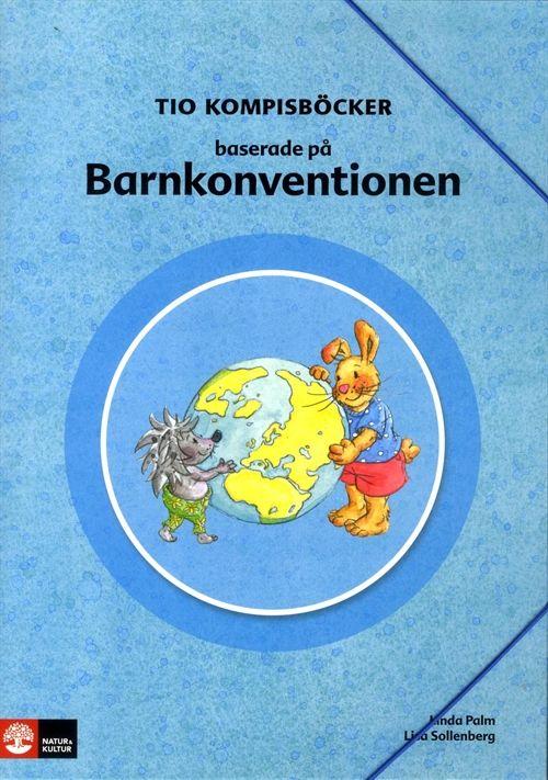 Kompisböcker baserade på Barnkonventionen (Häftad)