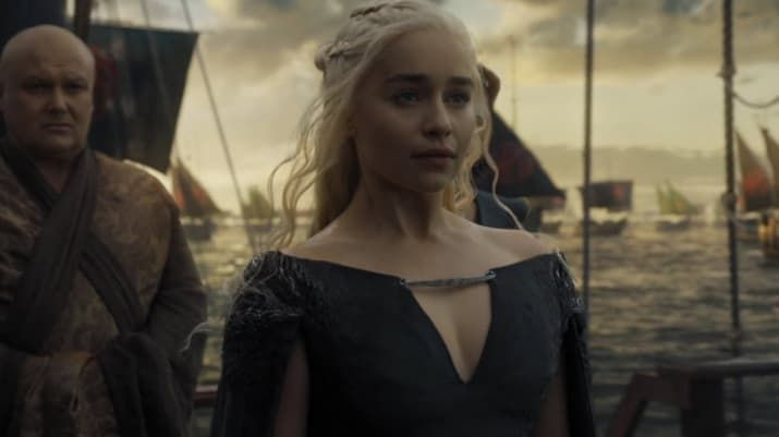 Just as Cersei blowing up the Sept of Baelor in Season 6 echoed the Mad King, Aerys II, trying (but in his case failing) to 'burn them all', could Daenerys' invasion be following a very similar – and equally successful – path to her ancestor's?She's got the name. She's got three dragons. And now, it seems, she's got Dragonstone. We certainly wouldn't bet against it.