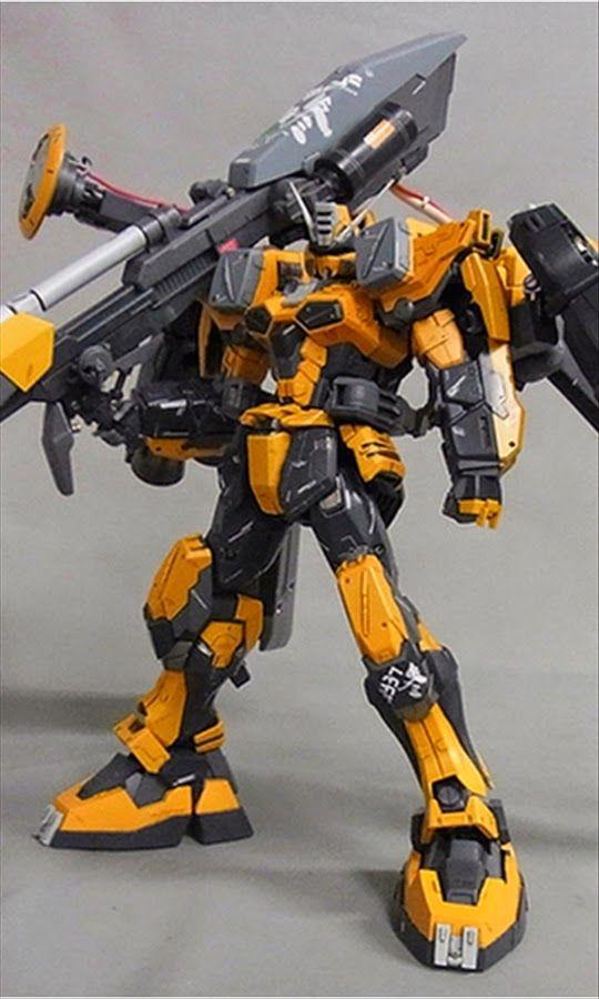 Custom Build: 1/100 Great Buster Gundam - Gundam Kits Collection News and Reviews