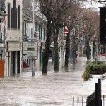 With the world's climate changing, there are fears that we might be in for a lot more floods than we realise.
