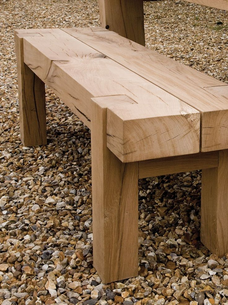 picture perfect furniture. team the indigo outdoor bench with matching oak table for perfectu2026 picture perfect furniture i