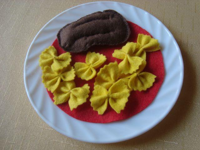 Šité jídlo