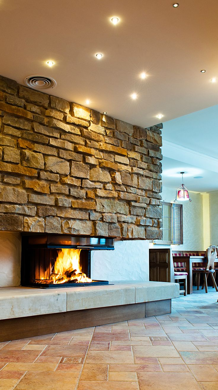 53 Fireplaces to Warm Your Inspiration Photo