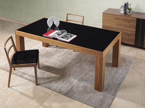 mesa de madera moderna GLAMOUR GUARANTEE by GIOGATZIS