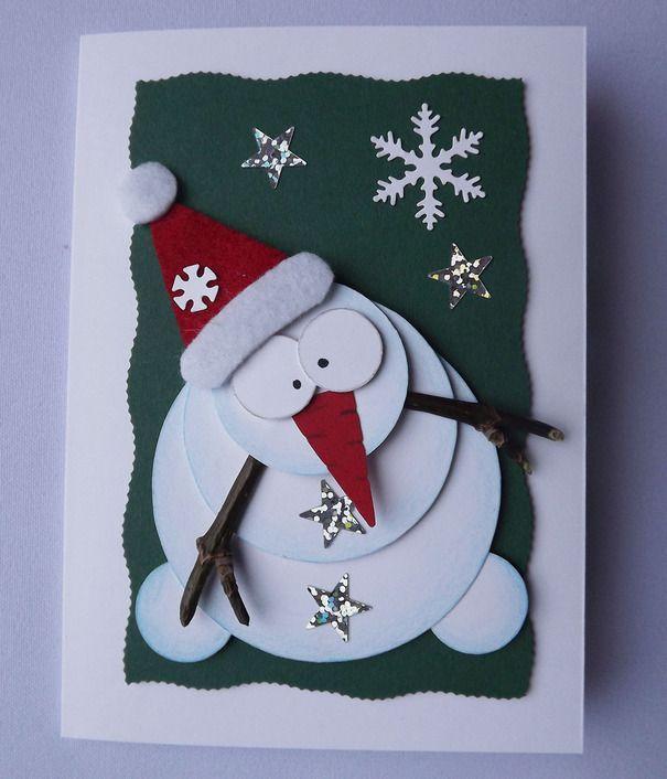 потребуется рождественская открытка из фетра своими руками понадобится