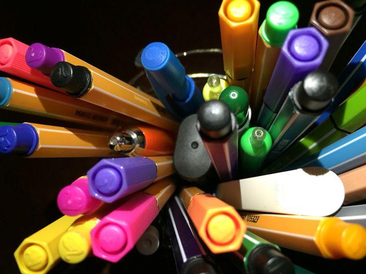 Kunstmatige structuur (Pennen)