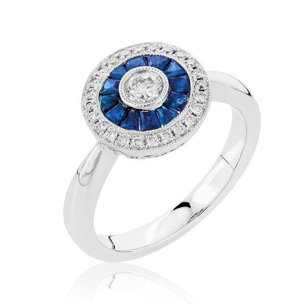 Coloured Gemstone Rings Archives - Stones Diamonds