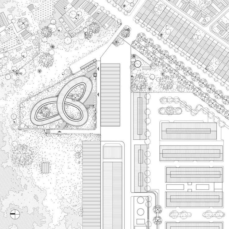 基地圖;圖片提供/Vo Trong Nghia Architects