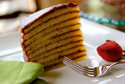 Amazing Chocolate Layer Cake