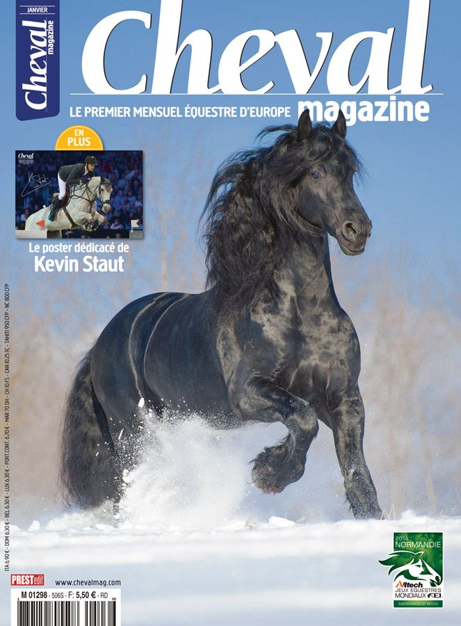 Cheval magazine n°506 janvier 2014 www.chevalmag.com