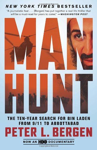 Manhunt: A Caçada e morte de Osama Bin Laden, documentário com os players reais da história. The Ten-Year Search for Bin Laden from 9/11 to Abbottabad by Peter L. Bergen http://www.amazon.com/dp/0307955885/ref=cm_sw_r_pi_dp_Zv9iub1JFH9YQ