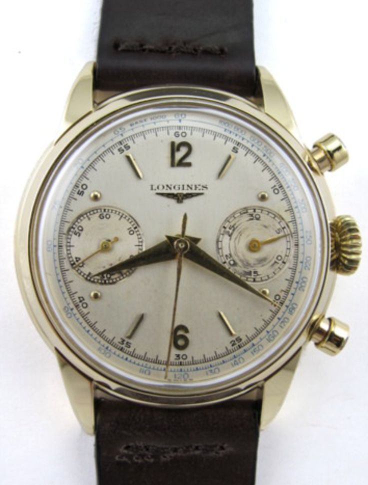 "And we're back! It's been a while since our last round-up of the most compelling vintage watches for sale on the web. For today's installment of ""What's Selling Where,"" we've got a bit of a theme - vintage two-register chronographs. Two register manually"