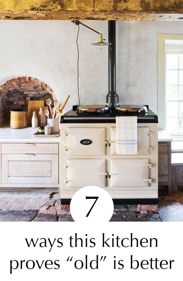 Think your kitchen needs a remodel? Imagine how homeowner Daniel Flebut felt when he first laid eyes on the cook space of his overgrown 1700s stone house in New Paltz, New York. Fortunately, the architect-by-day welcomed the challenge of restoring the room to its old glory. Here's how he and partner William Charnock paid tribute to its past while adding a few modern-day upgrades.