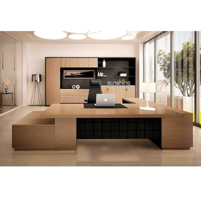 Source Malaysia Used Office Furniture Sell Boss Modern Director Office Table Design On M Ali Office Table Design Office Furniture Design Office Interior Design
