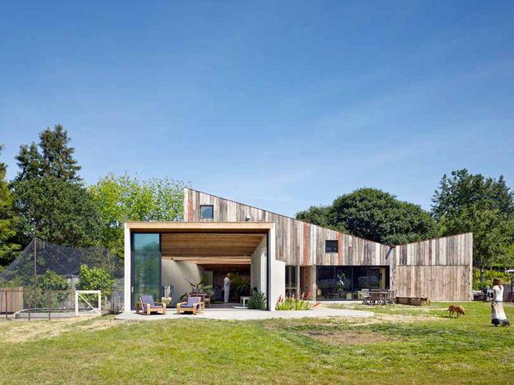 mork ulnes architects artist studio designboom