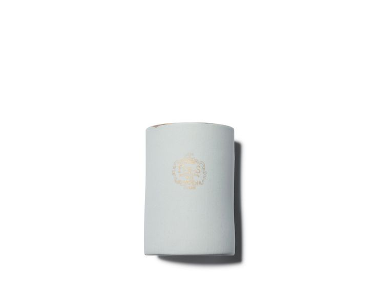 JOYA Ames Soeurs Gold Rim Porcelain Candle   A fresh, sensuous floral wrapped in incense and musk   @violetgrey