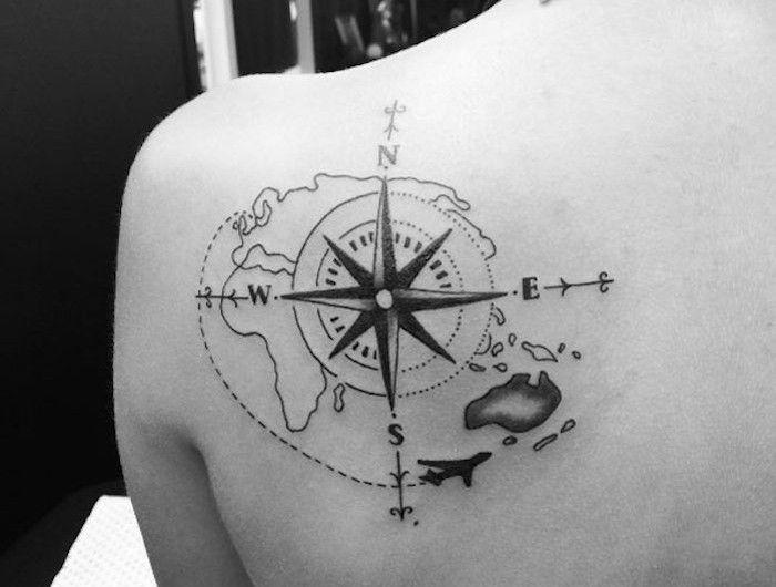 Tatouage voyage - pour des souvenirs gravés à jamais