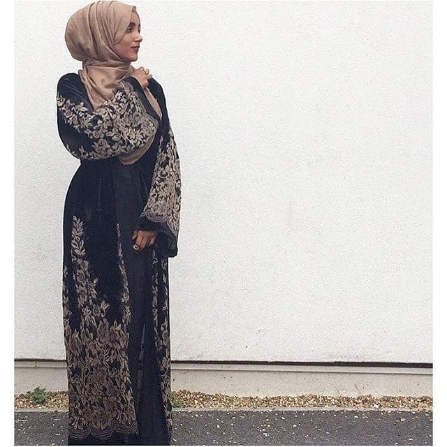 PINTEREST: @MUSKAZJAHAN - Hijab